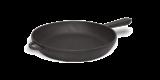 Сковороды с металлической ручкой